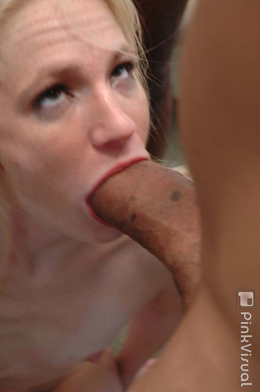 Bukkake blonde wife