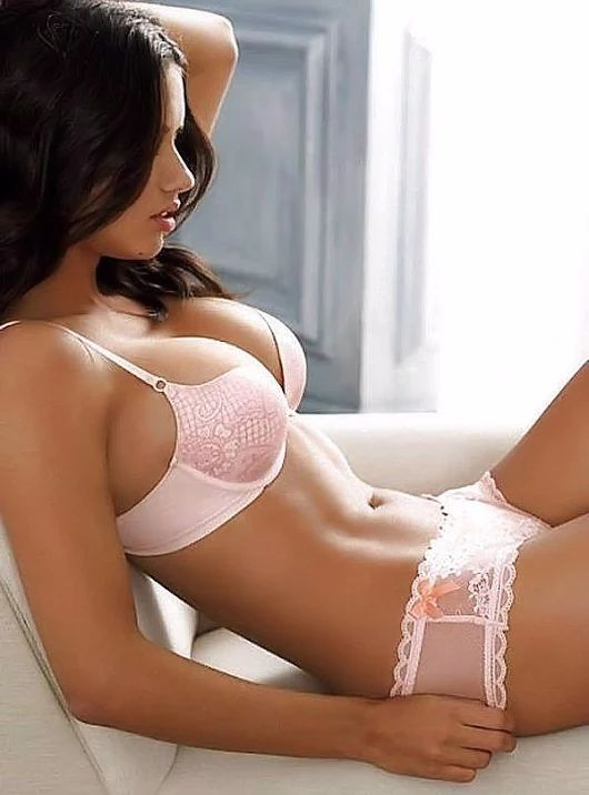 adriana lima victoria secret pink sexy lingerie iphone plus wallpaper