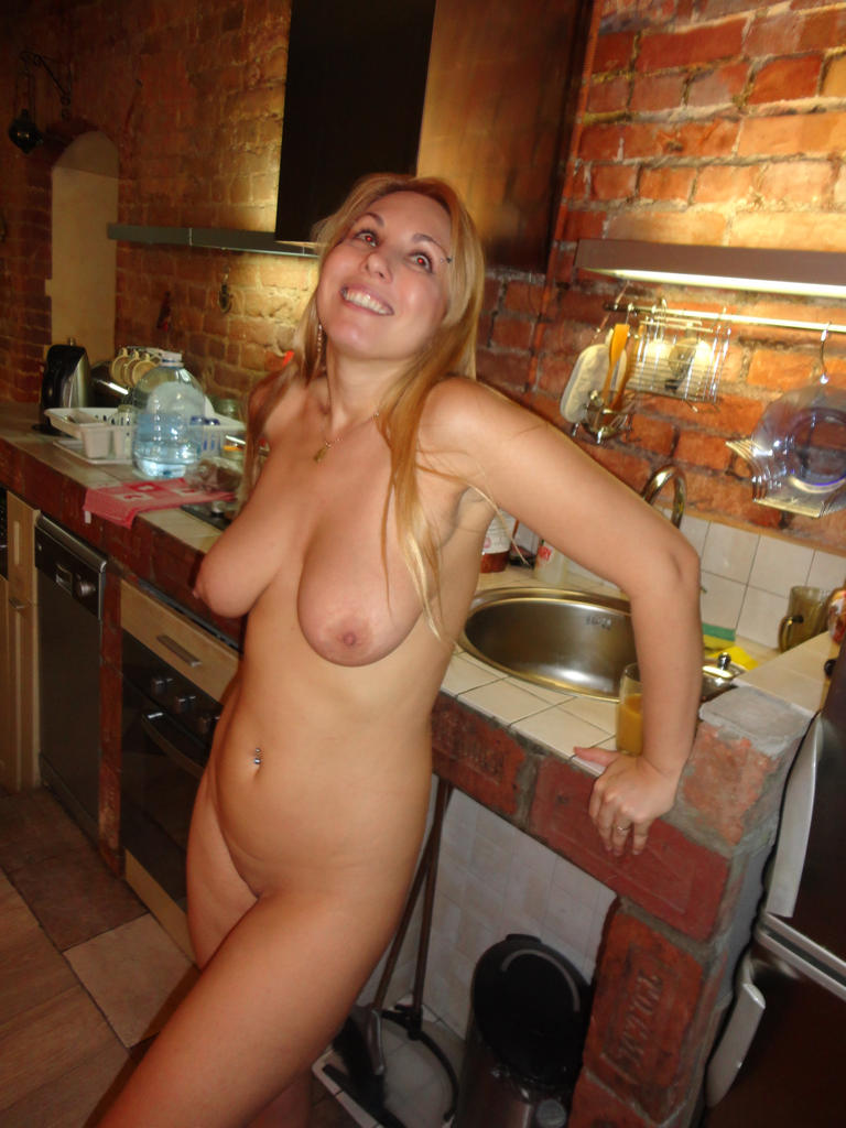 Blonde Teen Amateur Bbc