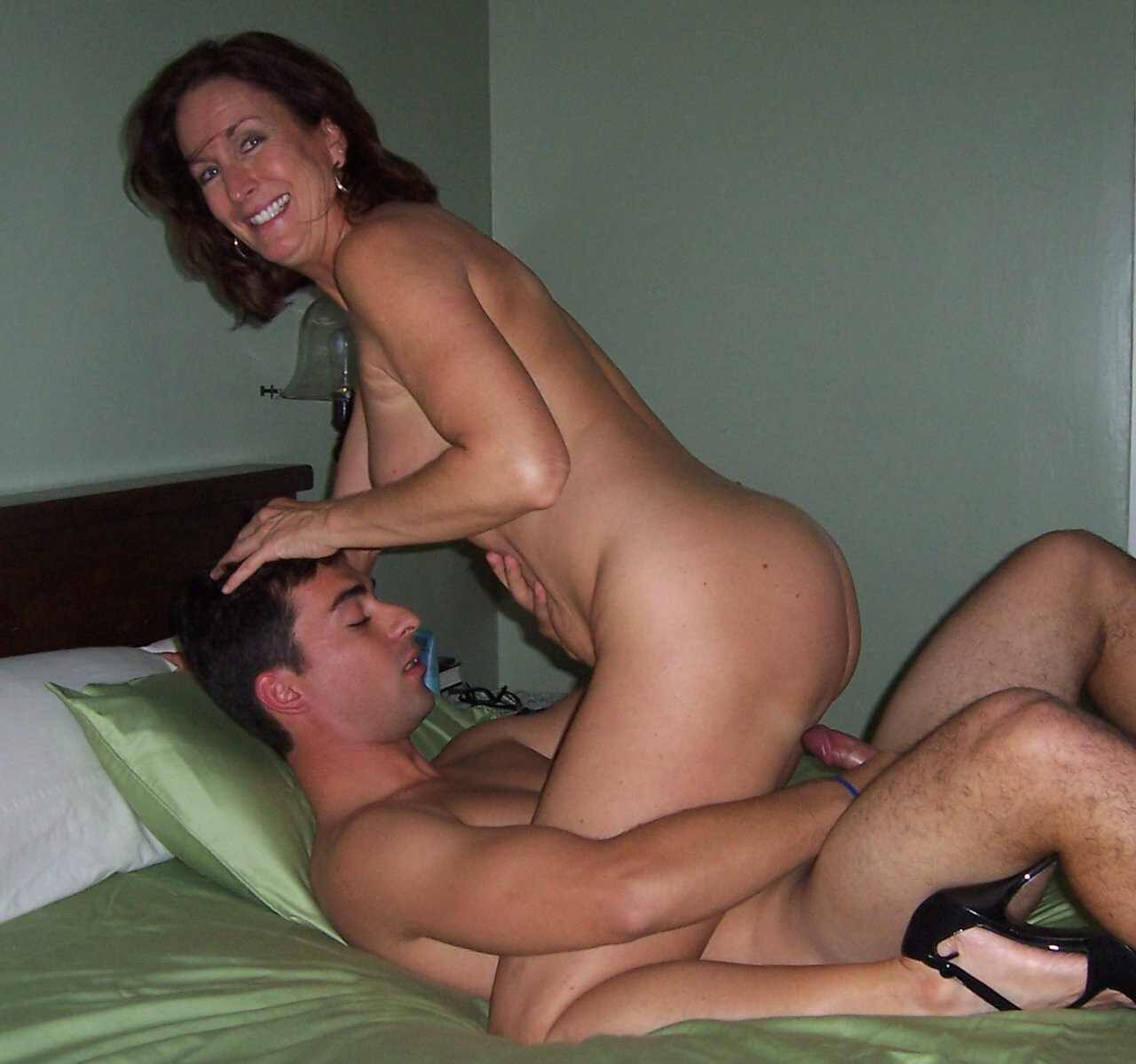 Amateur mature photo sex woman