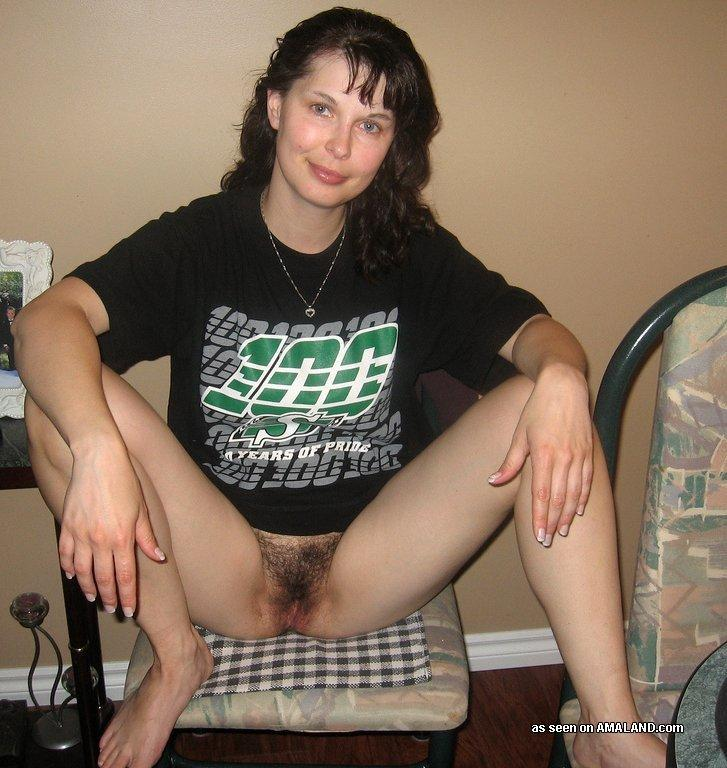 Naked amateur wife hairy