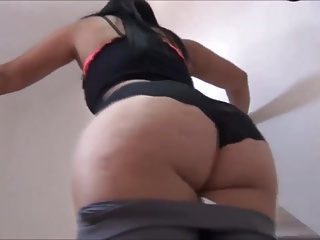 Would Big ass yoga pants pussy solved