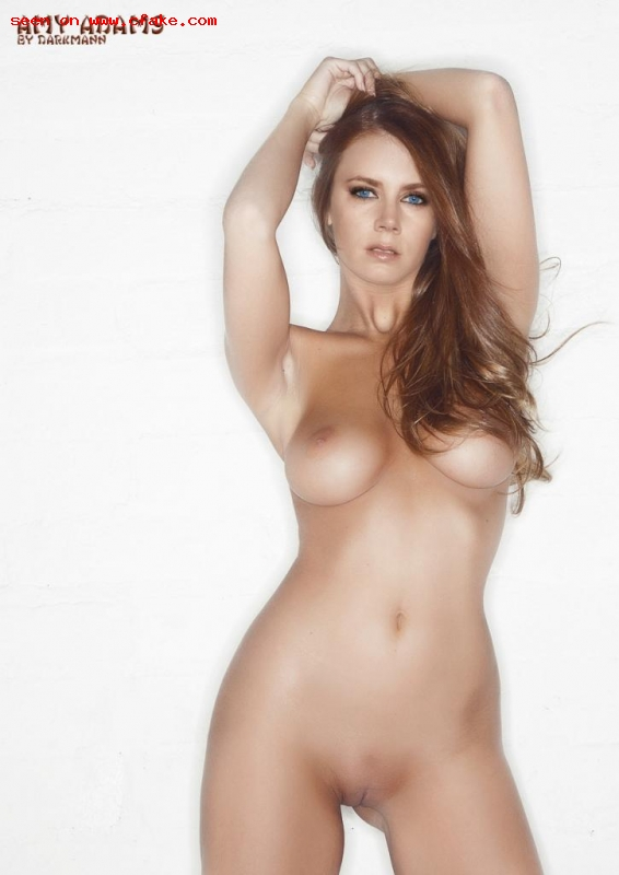 from Cristiano completely nude amy adams