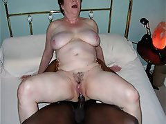 another mature canadian wife video amateur creampie cuckold interracial 3