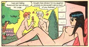 Archie andrews porn comic
