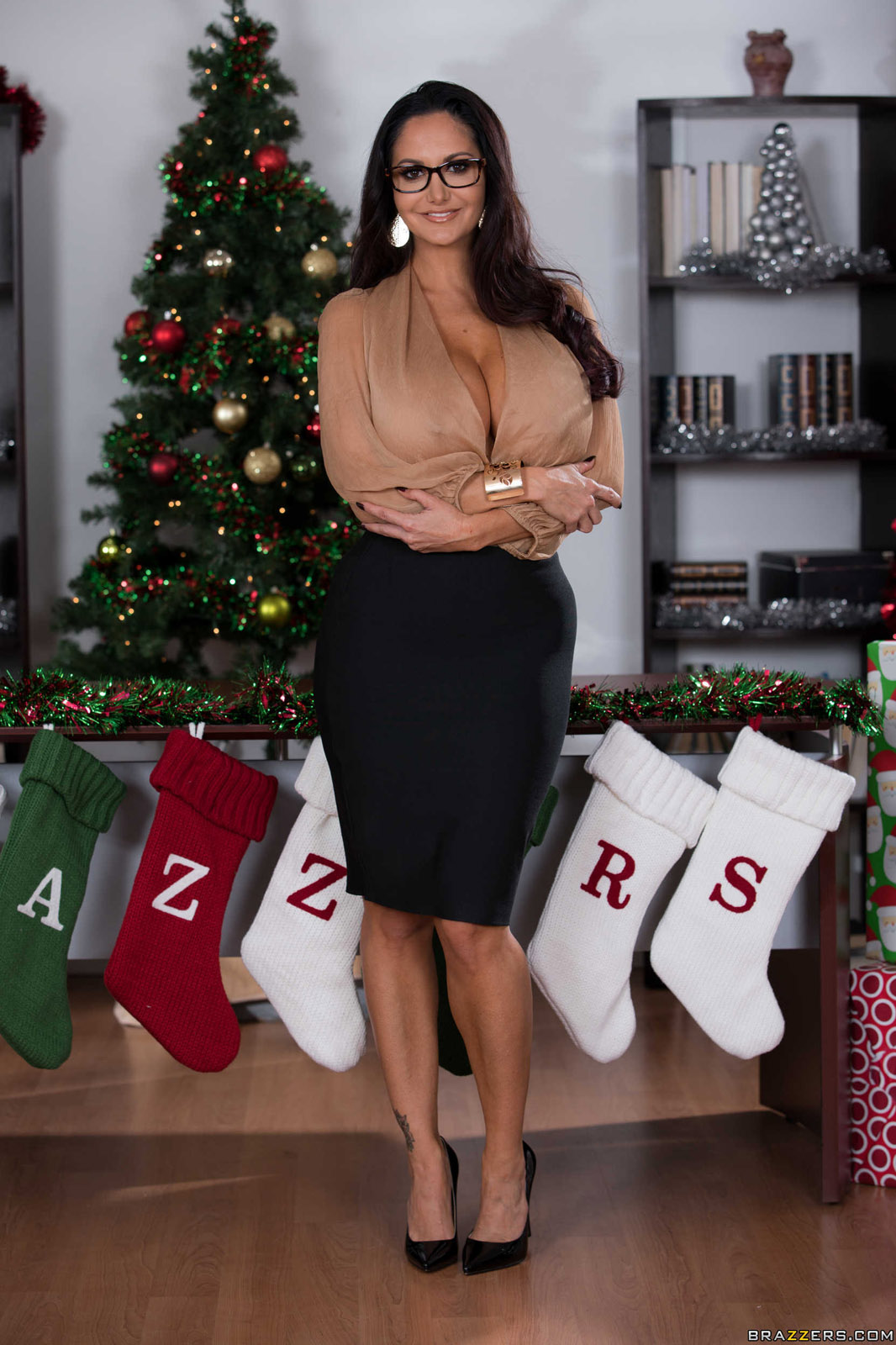 ava addams office play christmas brazzers foxhq