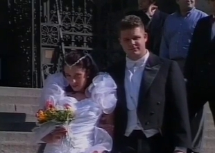 Bride Before The Wedding In The Ass Fuck Tmb
