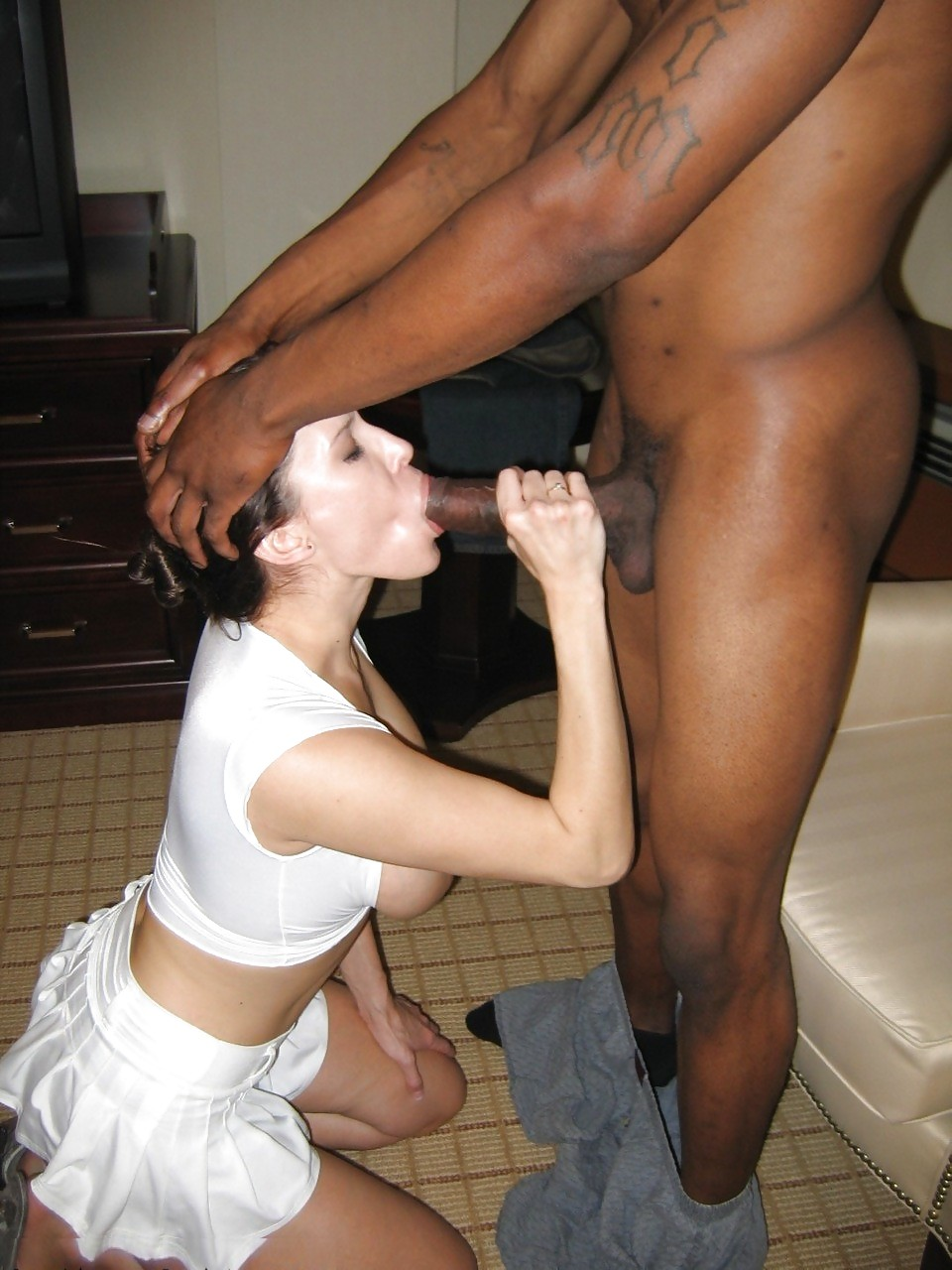 Join. Real wife interracial gangbang similar. means