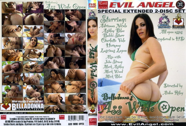 belladonnas ass wide open evil empire usa porn dvd