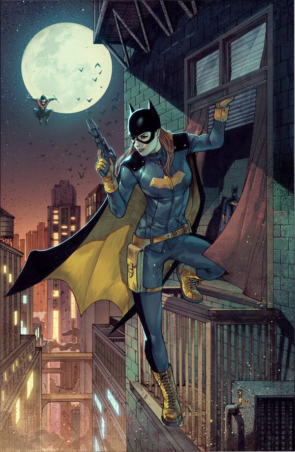 best barbara gordon ideas on pinterest barbara gordon gotham