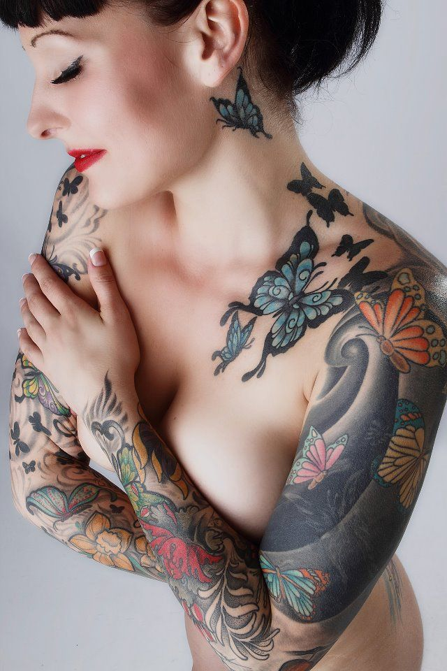 Seems me, Tattoos for hot women naked