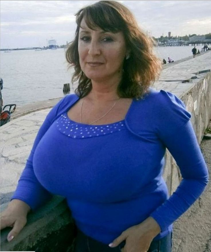 Beautiful big breasted mature women for support