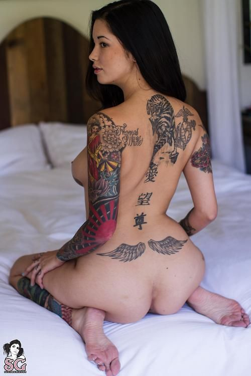 women photo gallery tattoo Nude