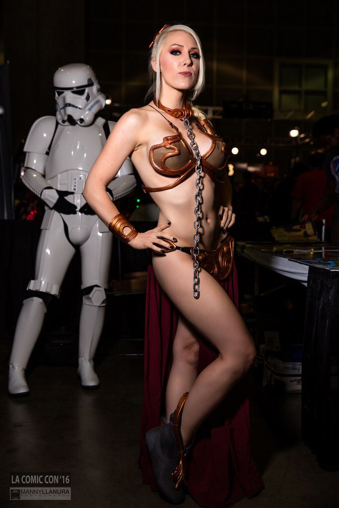 Business! This star wars cosplay porn late