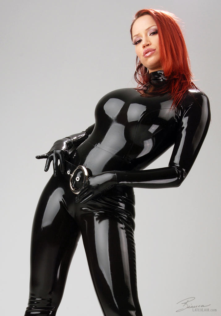 Bianca beauchamp latex