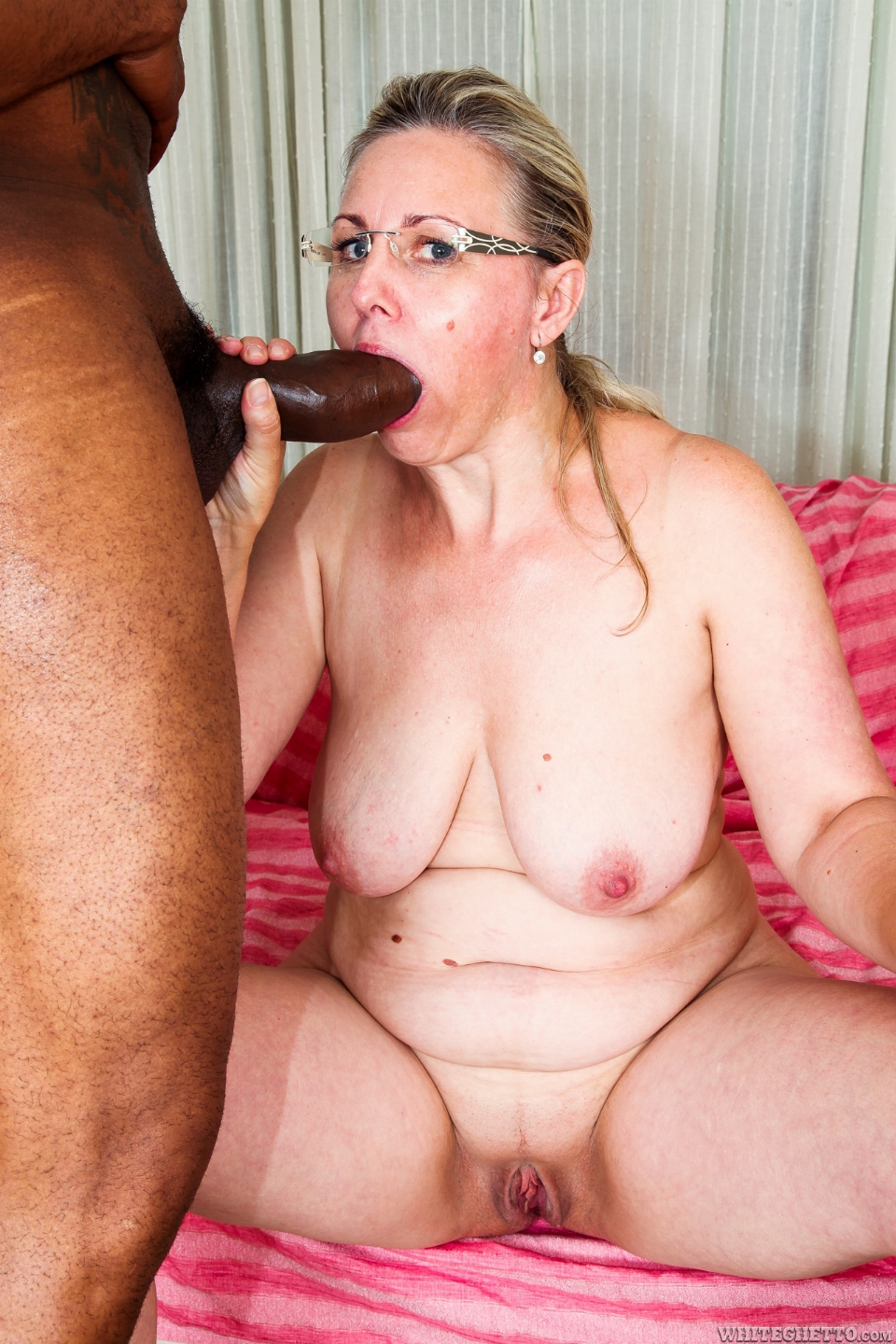 First big cock wife