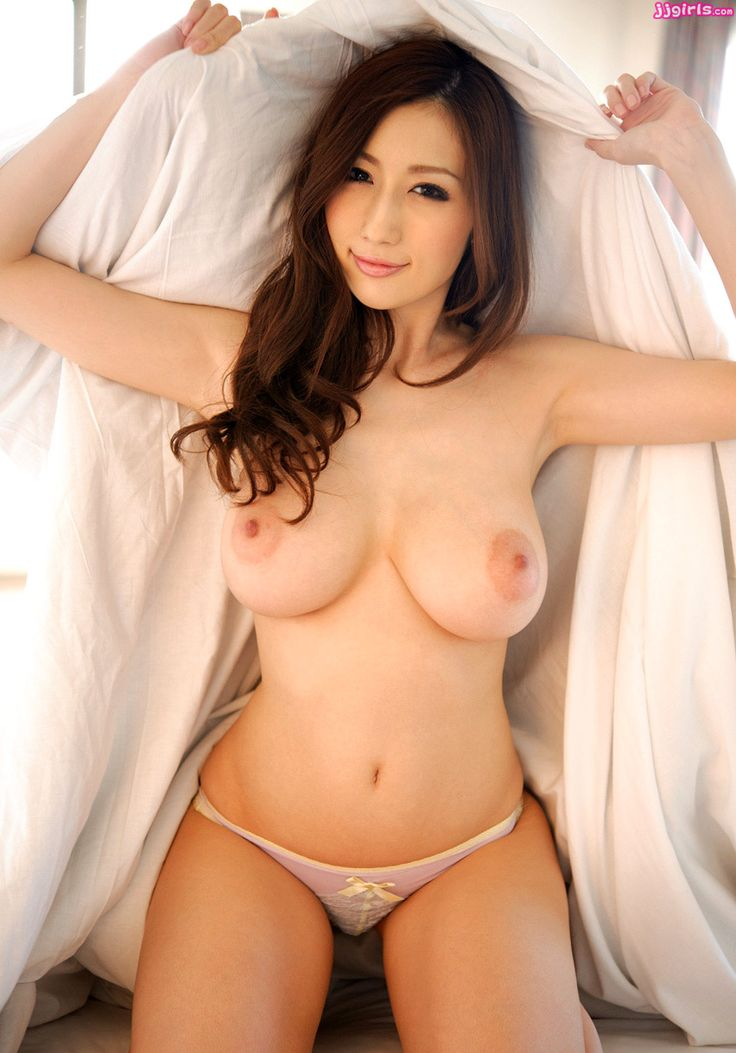 Asian natural tits