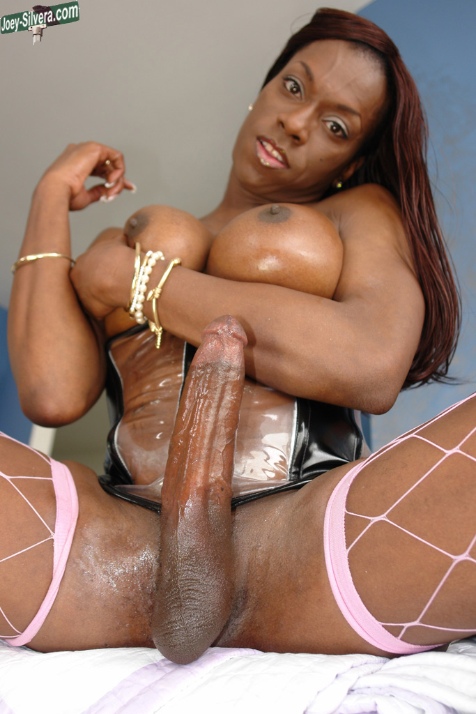 Homemade Ebony Dick Down