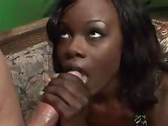 white blowjob dick girl Black