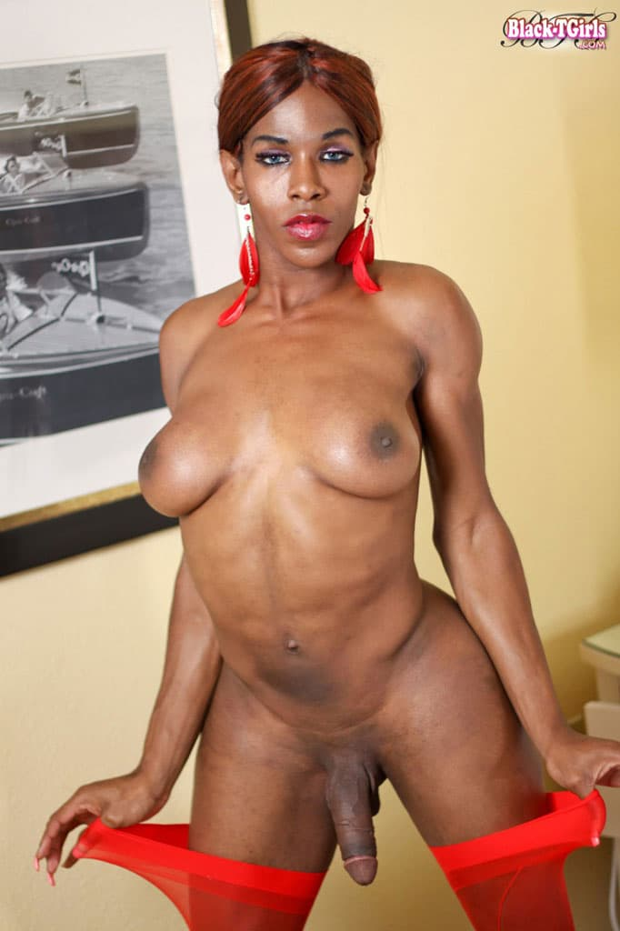 Black Tranny Trina Sex