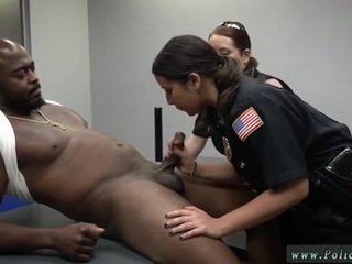black woman police officer milf cops porn tube video