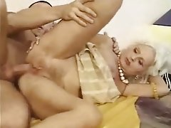 blond hairy granny anal fuck anal blonde granny hairy