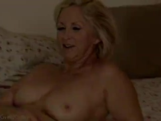 blonde cougar annabelle gets fucked hard a young man