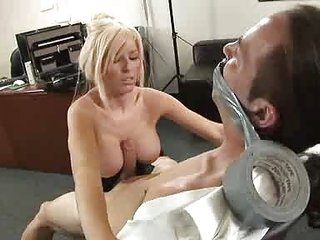 Boss bitch bondage