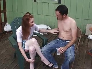 boy or girl skinny pale redhead tmb