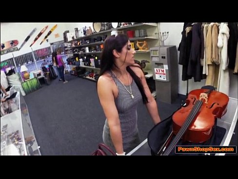 brazilian milf gives pawnshop owner a blowjob for excitement 3
