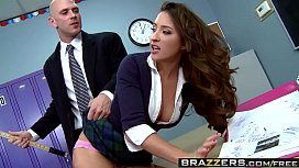 brazzers big tits at school a rumor that goes around cums around