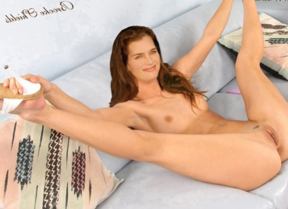 brooke shields xxx fake pics