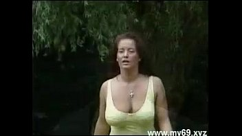 busty german mature with nice tits gets fucked