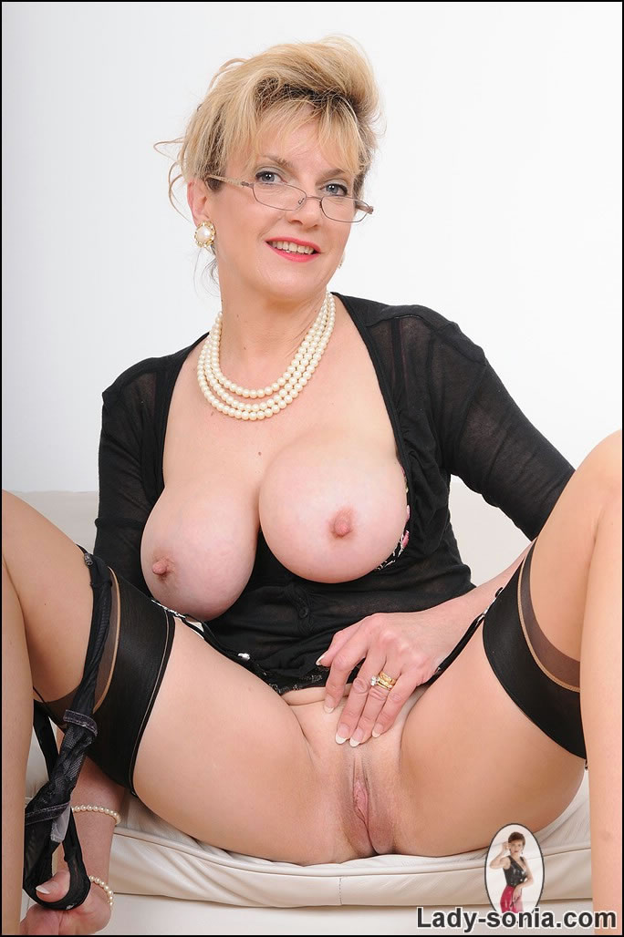 Lady sonia mature tits hope, it's