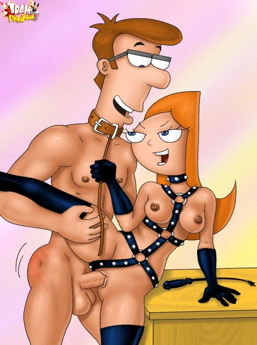 Nude sex cartoon phineas and ferb