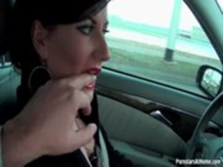 Those Xxx handjob in car healthy!