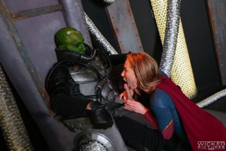 carter cruise supergirl an axel braun parody scene wicked wickedpictures