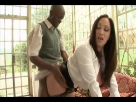 cathy barry extreme interracial video
