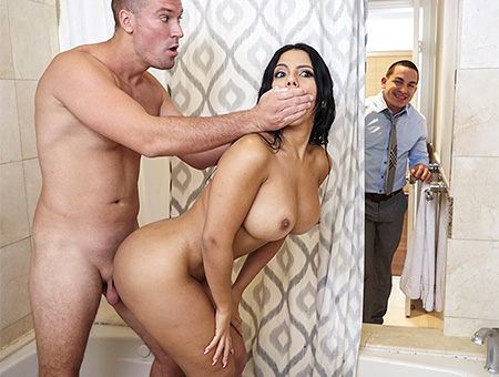 cheating big ass latina ass parade bangbros