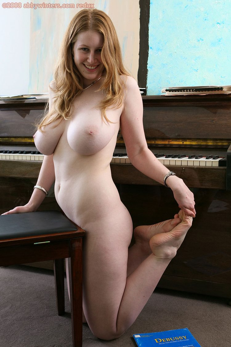 chloe abby busty chubby pale chloe with big tits from abbywinters wearing violet lingerie