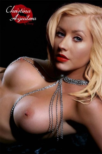 Cristina aguilera nude free seems excellent