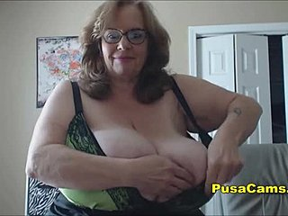 Grandmother tits