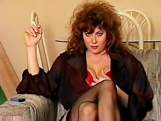 classic smoking big hair and all 1