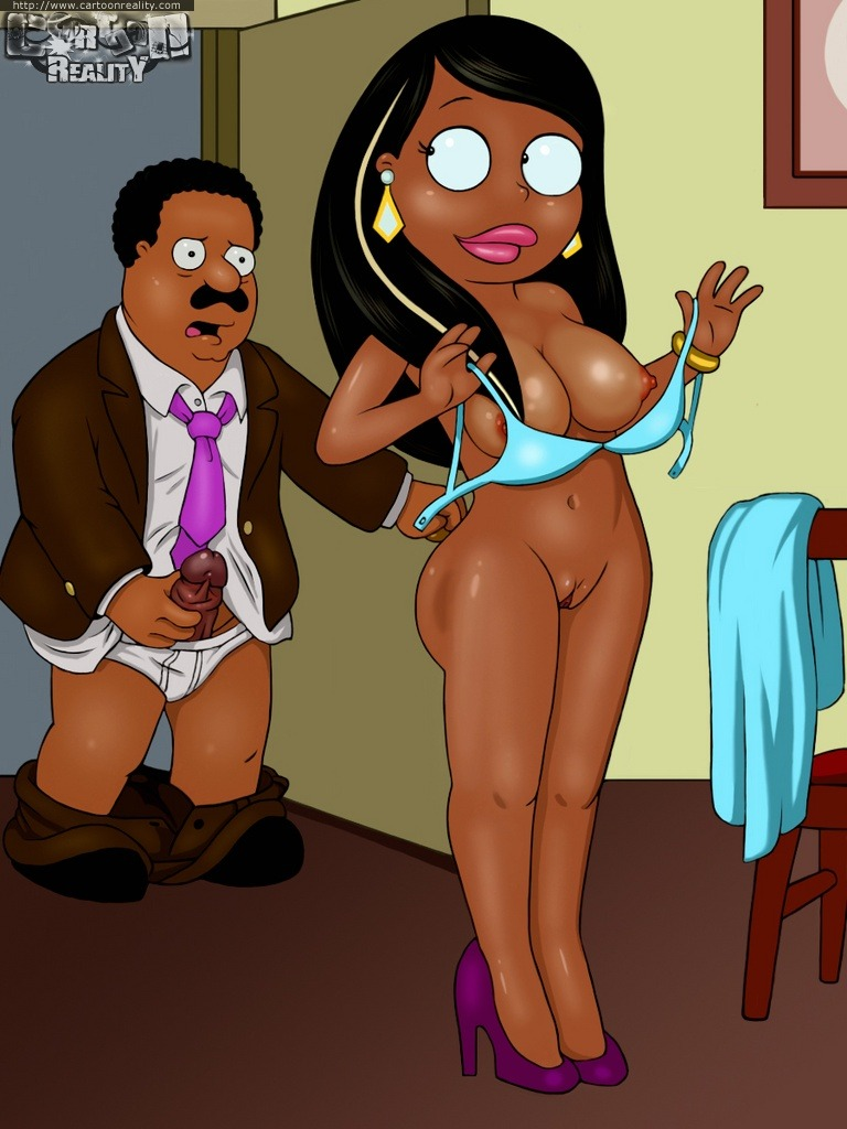 The cleveland show roberta porn comic