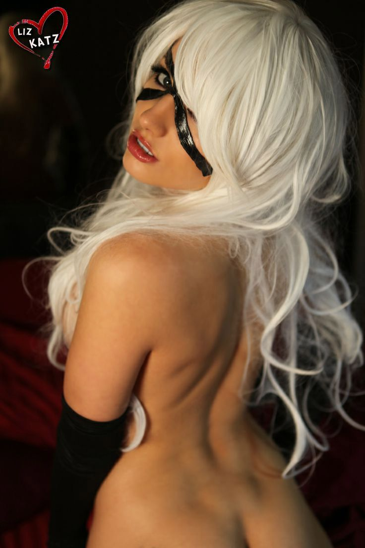 cosplays sexy pour le black cat cosplaygeek