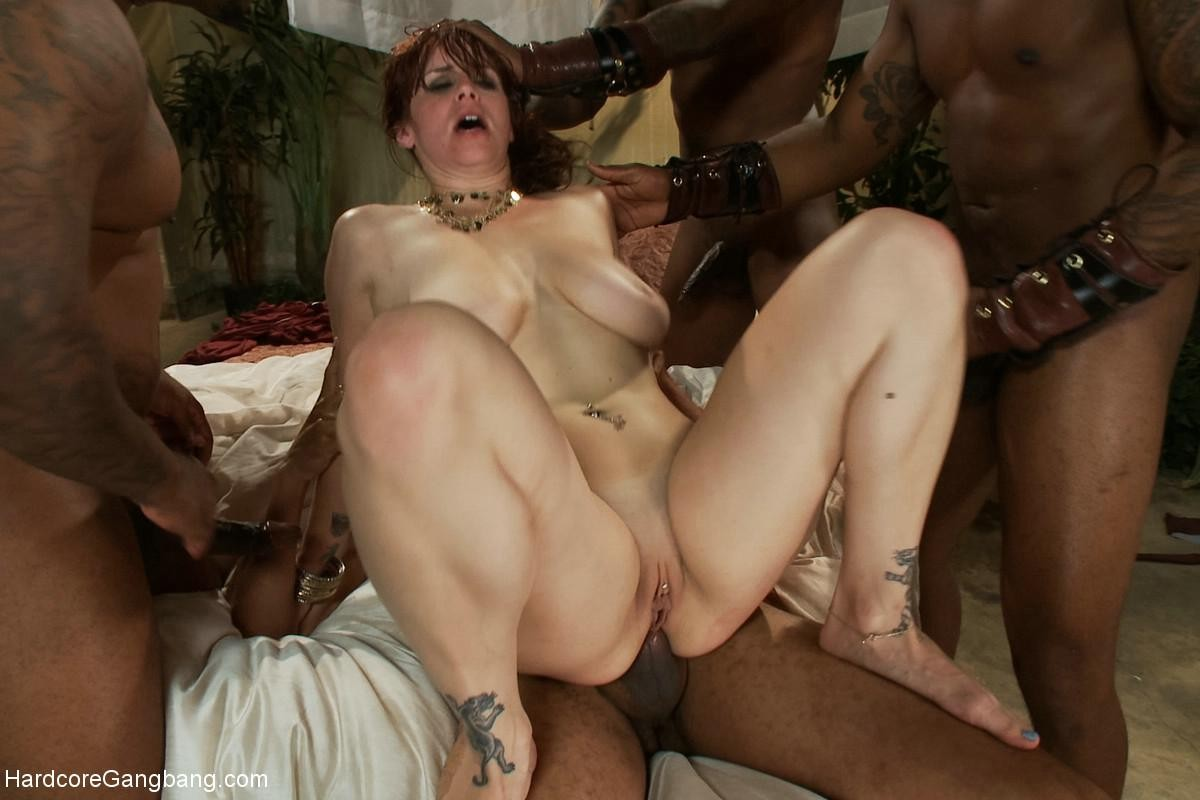 bbc rough fuck creampie