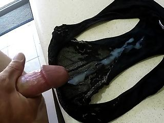 cum on panties compilation tmb