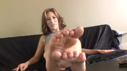cum quickly to these feet