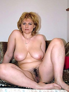 Big tits german mature