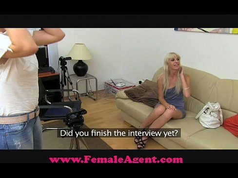 czech female fake agent casting xxx 4
